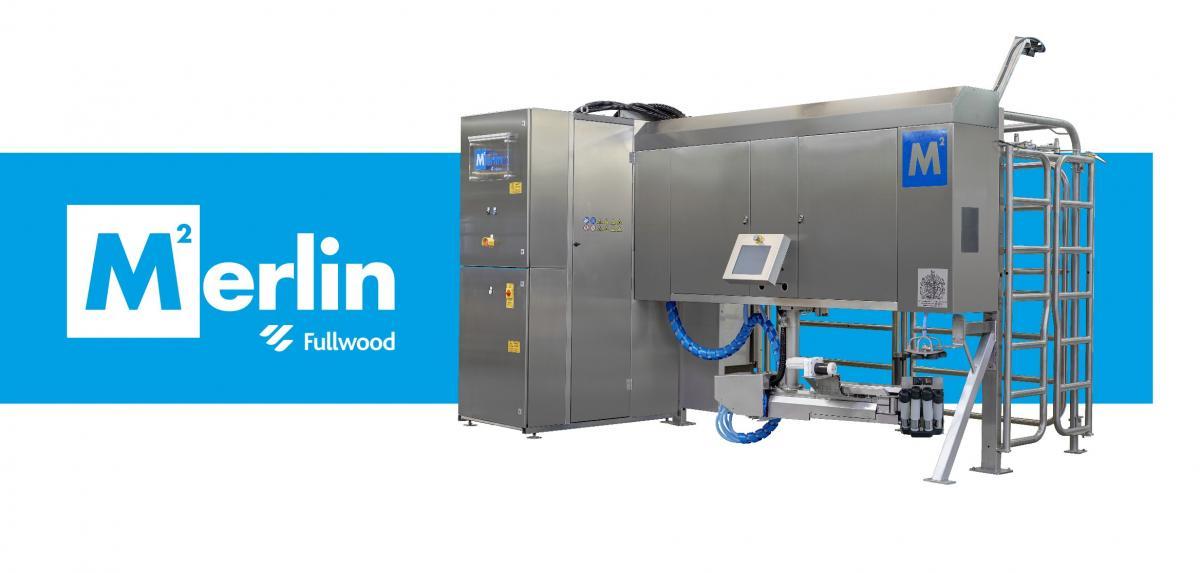 Fullwood Merlin melkrobot