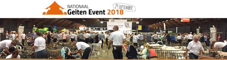 Nationaal Geiten Event 2018