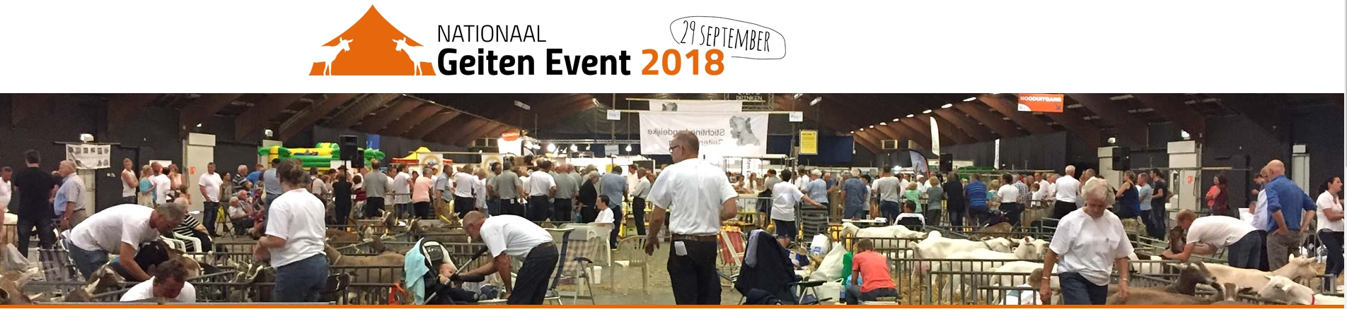 Nationaal Geiten Event 2018