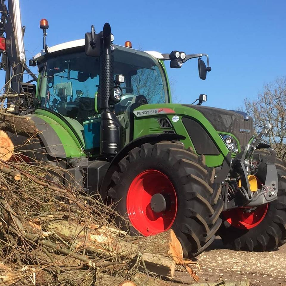 Fendt 516 Profi Plus