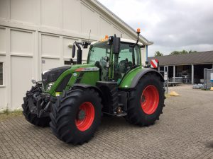 Fendt 720 Profi Plus - vt Goor