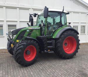 Fendt 516 S4 Profi Plus